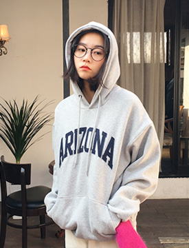 Arizona nap hood mtm_K (기모) (size : free)