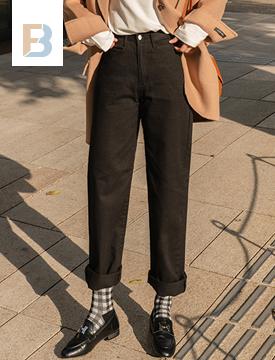 Made_bottom-149_daily medium cotton pants_M (size : S,M,L)