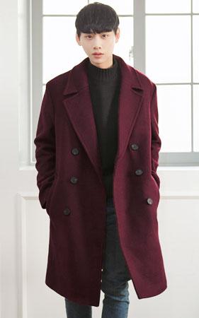 제이드 더블 코트