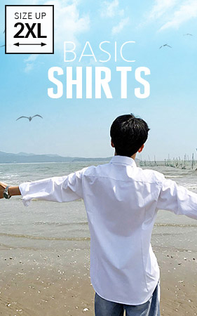7color 베이직 셔츠