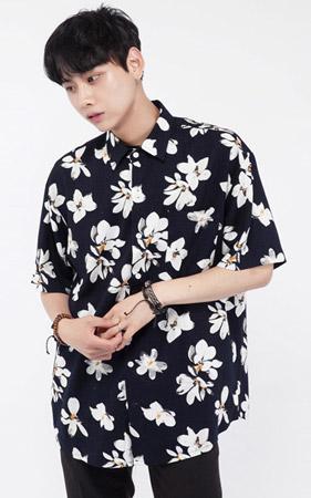 파자마 하와이안셔츠