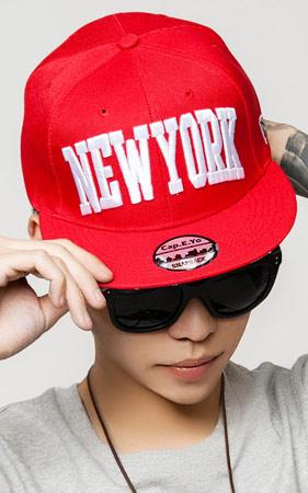 뉴욕 성조기 스냅백