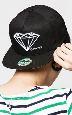 다이아몬드 스냅백