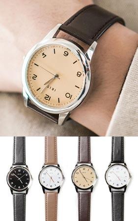 이리스 클래식 손목시계