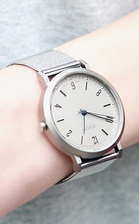 리우스 매쉬 메탈 시계